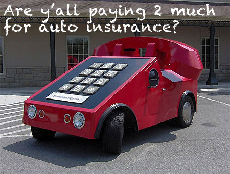 Are you paying too much for your goddamn auto insurance? | by trontnort