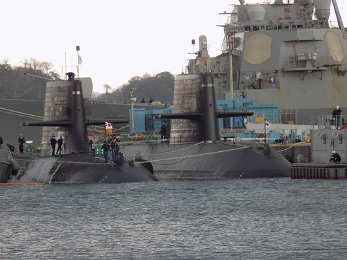 Yokasuka Naval Base | by subhunter611