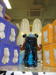 Custom Drop Kidrobot London
