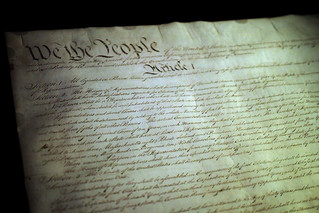 Constitution in the National Archives | by Mr.TinDC