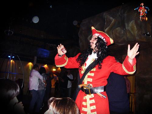 Paradise Planet Voerde | 08.01.2010 | Captain Morgan