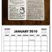 Sketchnote Calendar 2010