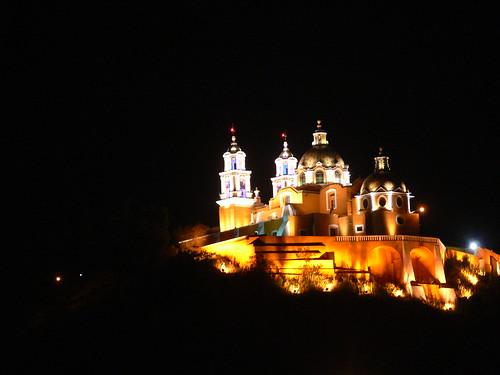 Atardeceres hermosos en Puebla