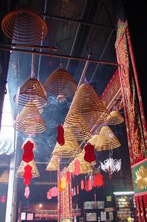 Mong Kok Temple