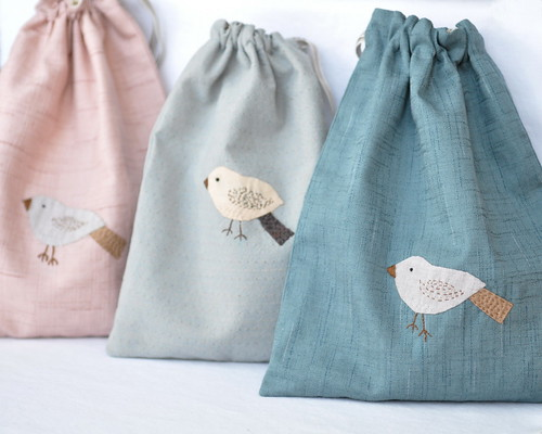 bird bags | by Ravenhill Designs
