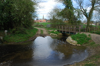 Ford 2 at Little Bytham