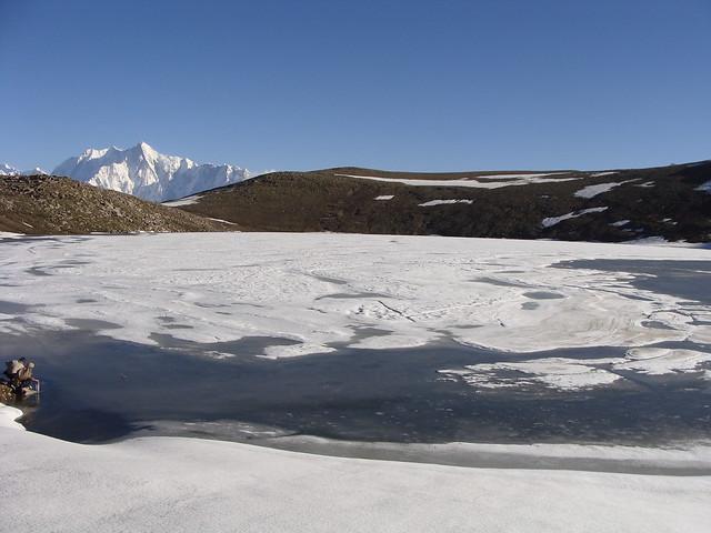 Rush Lake, highest (4692M) in Pakistan