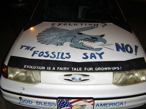 Creationist car | by Amy Watts