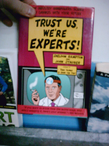 Trust us, we're expert | by phauly