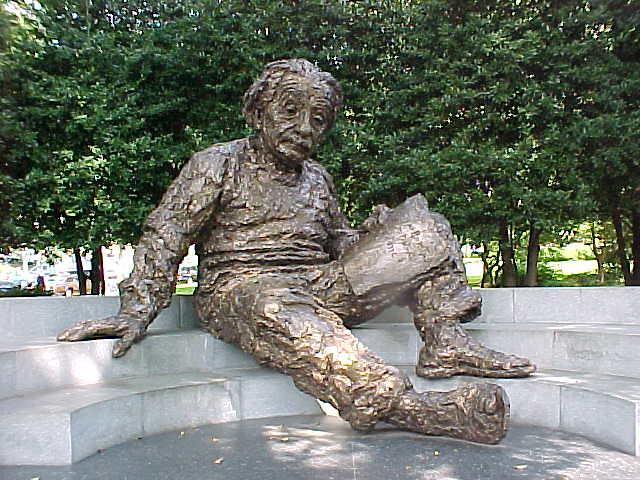 Albert Einstein Statue Albert Einstein Statue Robert Be Flickr