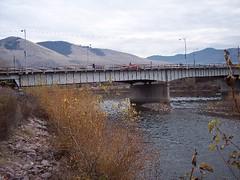 Clark Fork River Last November