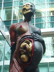 weird sculpture