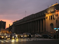 James A Farley Post Office, New York