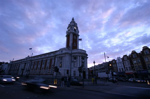 Lambeth Town Hall | by catfordCelt