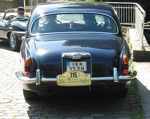Jaguar S-Type 1966 - 3400 ccm - 240 PS | Jaguar S-Type 1966 … | Flickr