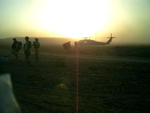 iraq 101st noslack oif najaf hillah infantry war