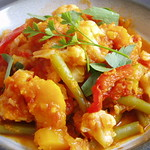 Sommerliches Gemüse-Curry