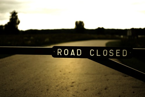 Road Closed | by MobilFunk7