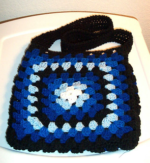 granny square bag | by lady butta.fly