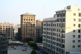 old bank district from california plaza | by jimw