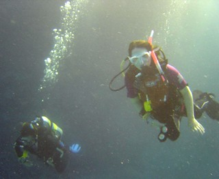 Dave and Ruth scuba dive | by Ruth and Dave