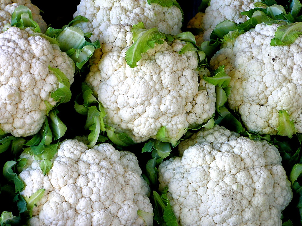 cauliflower | liz west | Flickr