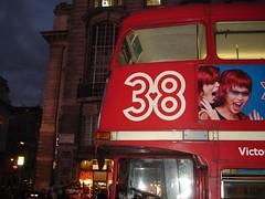 Routemaster 38 Bus