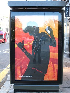 iPod ad | by acb