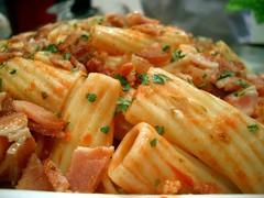 Bacon Pasta - Italy - Chen Chen & Boon Chew | by avlxyz