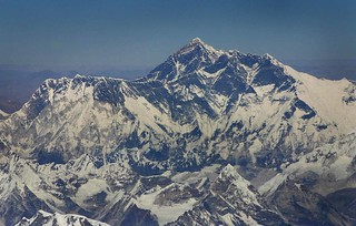 Himalayas: Mt. Everest | by babasteve