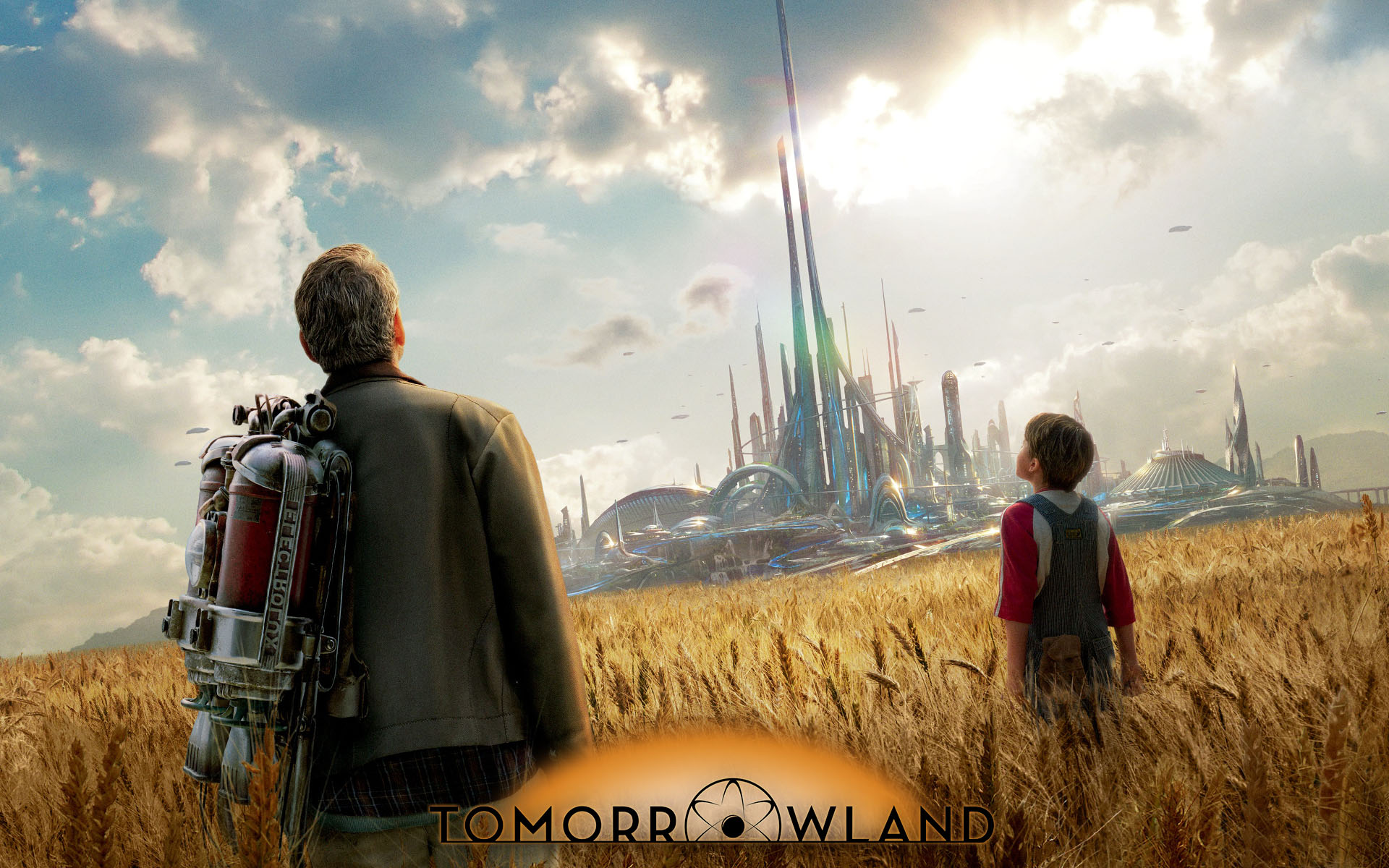 Film Review of Tomorrowland & Win £250 and a years Odeon membership