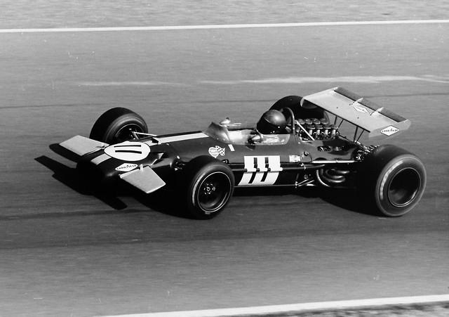 1969 Canadian Grand Prix, Jacky Ickx, Brabham