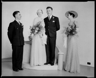 Wilson-Haddon wedding / Le mariage Wilson-Haddon | by BiblioArchives / LibraryArchives