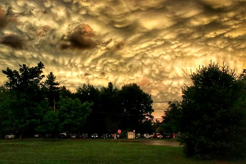 sky storm nature weather clouds landscape thunderstorm weatherphotography therebeastormabrewin