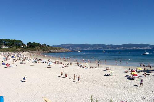 Playa Canelas - Sanxenxo