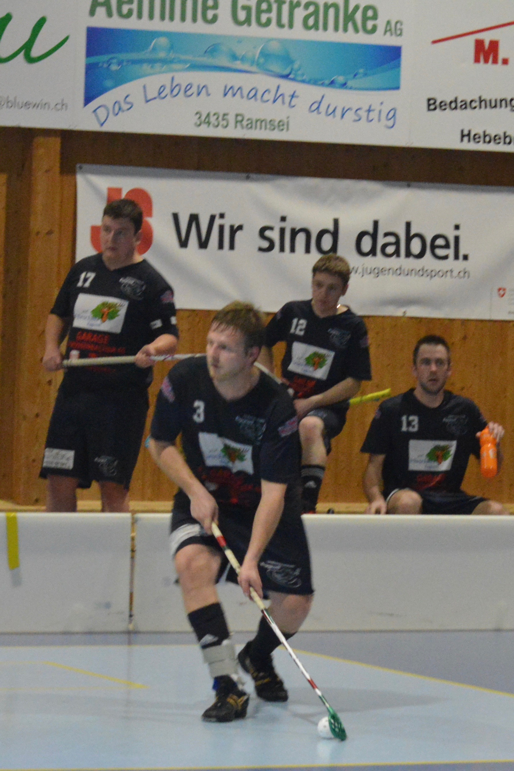 Herren III - Floorball Marley Saison 2016/17