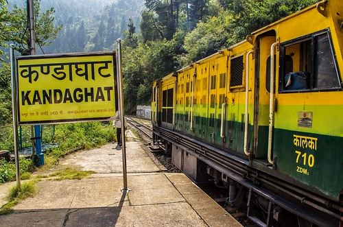 kalka shimla railway himachalpradesh india