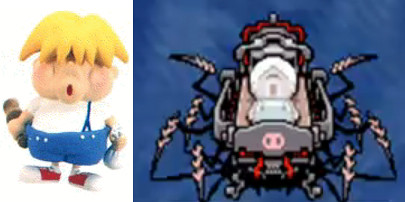 pokey / porky (earthbound / mother)   context: kidicarus222 …   Flickr