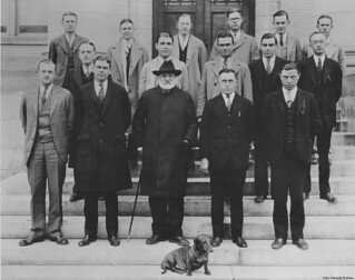 Duke School of Law Faculty and Students, 1926 | by Duke University Archives