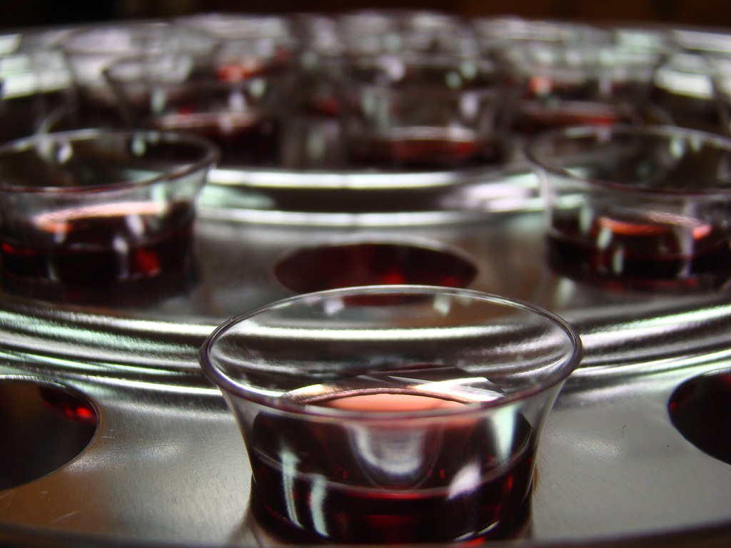 Communion Cups in Tray 4 | Communion, Cup | fcor1614 | Flickr