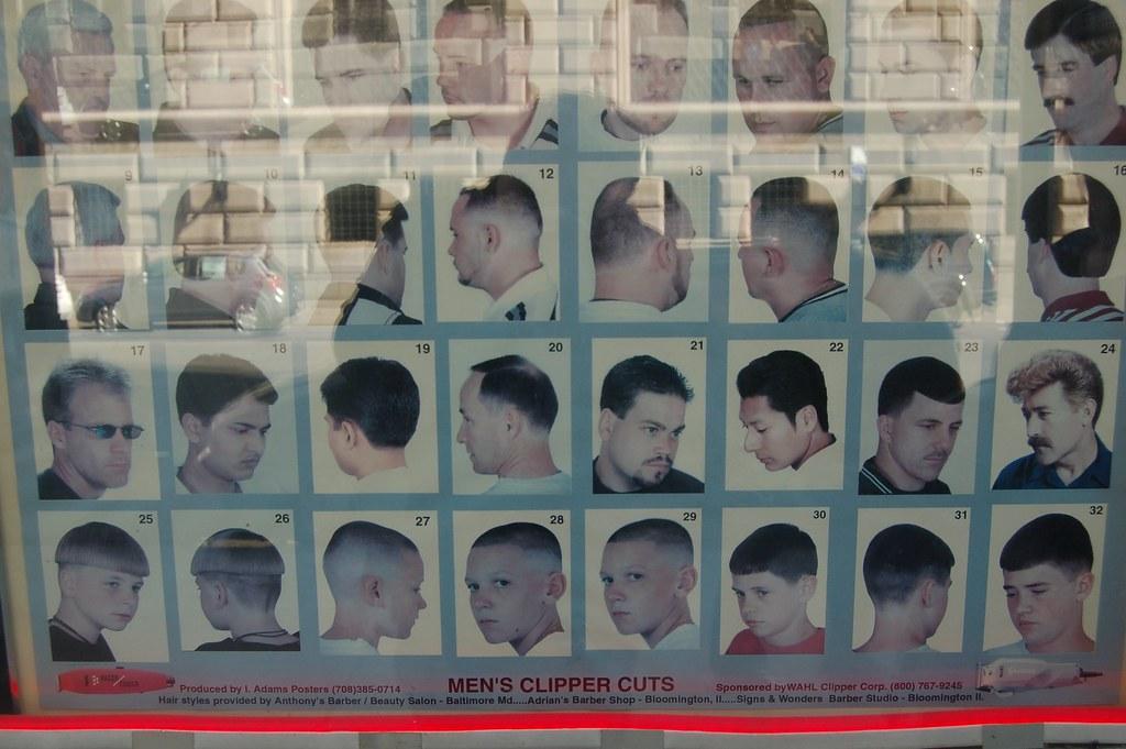 Haircut Menu, Broadway