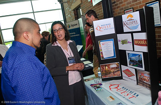 2010 CSHE Career Fair-44 | by Eastern Washington University