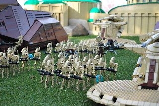 Star Wars Droid Army - Lego | by Chris Benseler