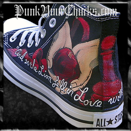 quality design best sale hot new products Twilight Converse Chucks Sneakers   Twilight Converse featur ...