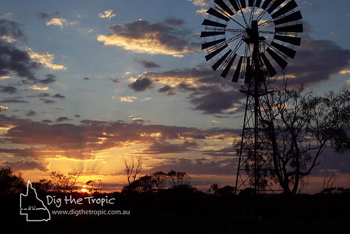 Sunset on the Tropic of Capricorn | by Dig the Tropic