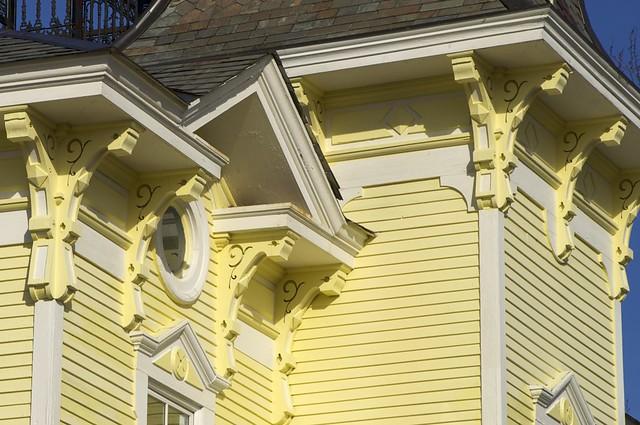 37/365: Ghost House - post restoration