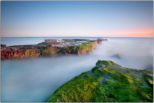 ocean longexposure sunset santabarbara moss twilight foam 805 ucsb goleta campuspoint fogmachine ilicoricelicorice