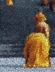 Monks mosaic | by Hugo Dechesne