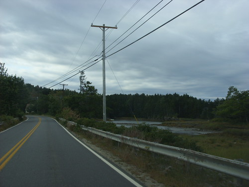 Maine State Route 216   by Dougtone