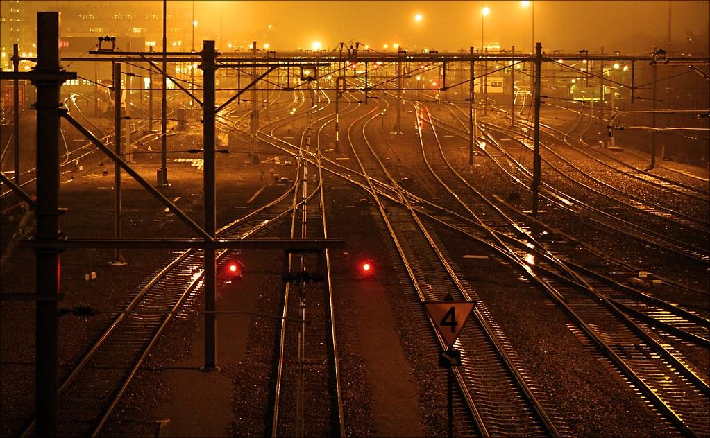 Trainspotting by Christiaan Triebert